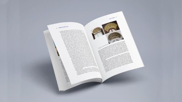 Book layout design & typesetting