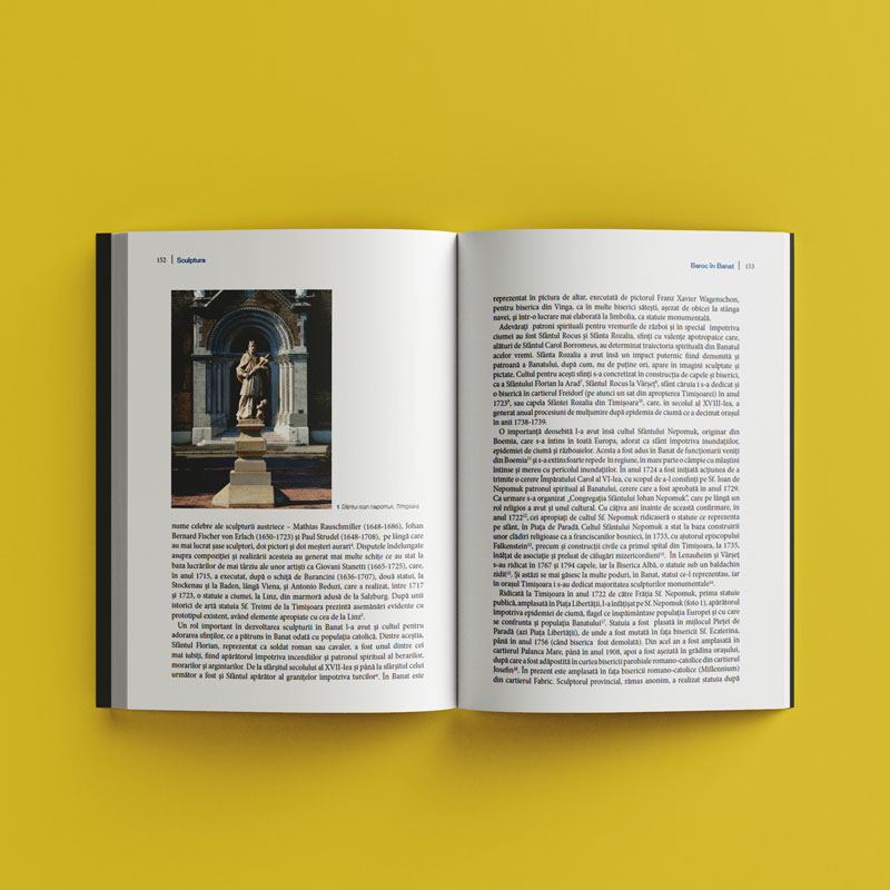 book page layout and typesetting design