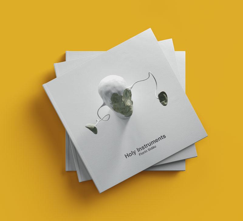 art catalogue book design